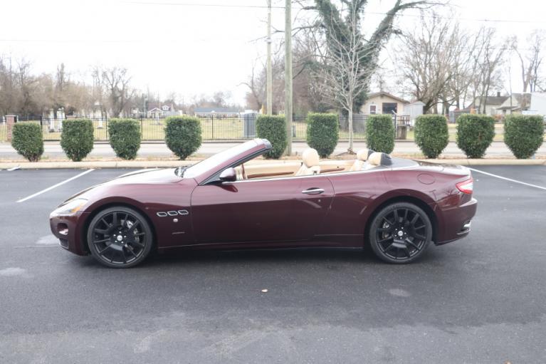 Used 2011 Maserati GRANTURISMO S CONVERTIBLE RWD CONVERTIBLE for sale Sold at Auto Collection in Murfreesboro TN 37130 7