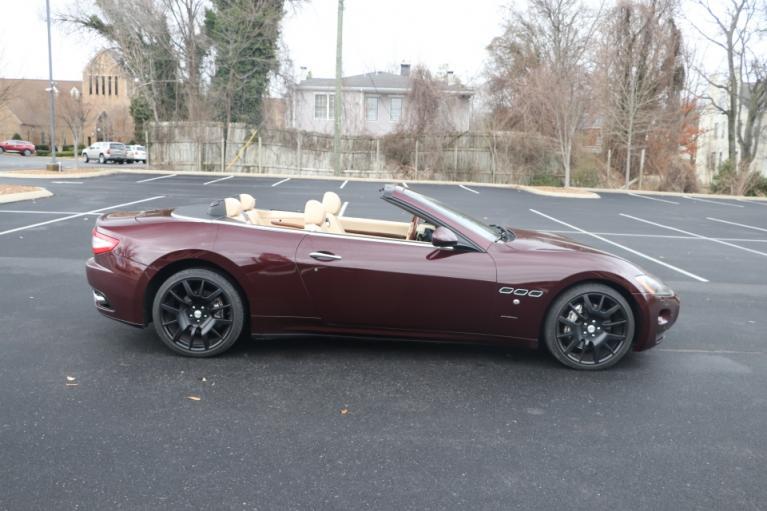 Used 2011 Maserati GRANTURISMO S CONVERTIBLE RWD CONVERTIBLE for sale Sold at Auto Collection in Murfreesboro TN 37130 8