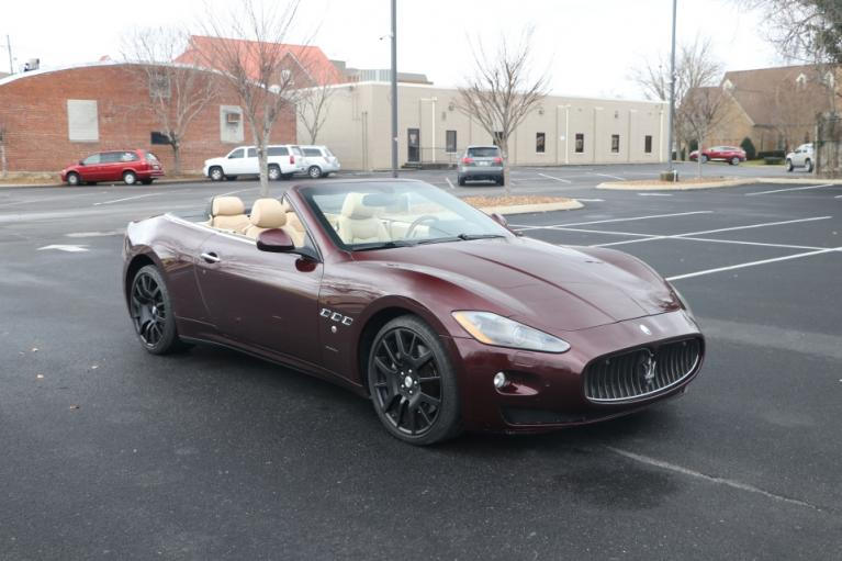 Used Used 2011 Maserati GRANTURISMO S CONVERTIBLE RWD CONVERTIBLE for sale $36,950 at Auto Collection in Murfreesboro TN