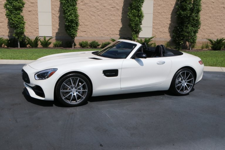Used 2018 Mercedes-Benz AMG GT for sale Sold at Auto Collection in Murfreesboro TN 37130 2