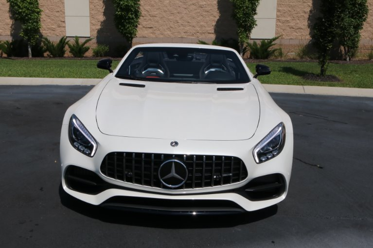 Used 2018 Mercedes-Benz AMG GT ROADSTER CONVERTIBLE W/Distronic Plus Pkg for sale $119,950 at Auto Collection in Murfreesboro TN 37130 5