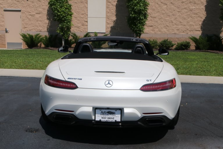 Used 2018 Mercedes-Benz AMG GT ROADSTER CONVERTIBLE W/Distronic Plus Pkg for sale $119,950 at Auto Collection in Murfreesboro TN 37130 6