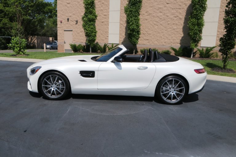 Used 2018 Mercedes-Benz AMG GT ROADSTER CONVERTIBLE W/Distronic Plus Pkg for sale $119,950 at Auto Collection in Murfreesboro TN 37130 7