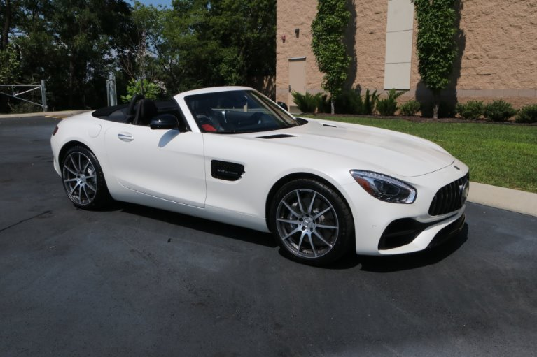 Used 2018 Mercedes-Benz AMG GT for sale Sold at Auto Collection in Murfreesboro TN 37130 1