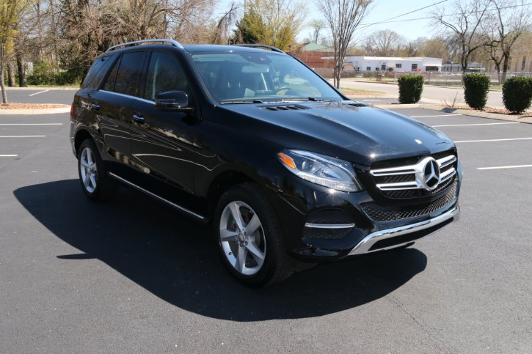 Used 2016 Mercedes-Benz GLE GLE 350 for sale Sold at Auto Collection in Murfreesboro TN 37129 1