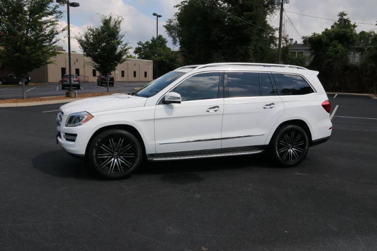 Used 2016 Mercedes-Benz GL-Class GL 450 4MATIC for sale Sold at Auto Collection in Murfreesboro TN 37130 2