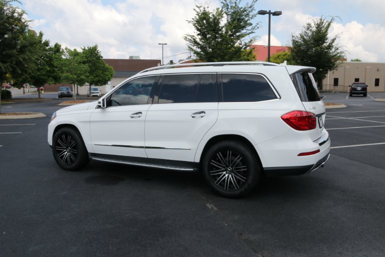 Used 2016 Mercedes-Benz GL-Class GL 450 4MATIC for sale Sold at Auto Collection in Murfreesboro TN 37130 4