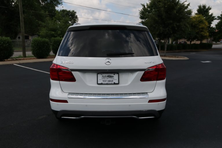 Used 2016 Mercedes-Benz GL-Class GL 450 4MATIC for sale Sold at Auto Collection in Murfreesboro TN 37130 6
