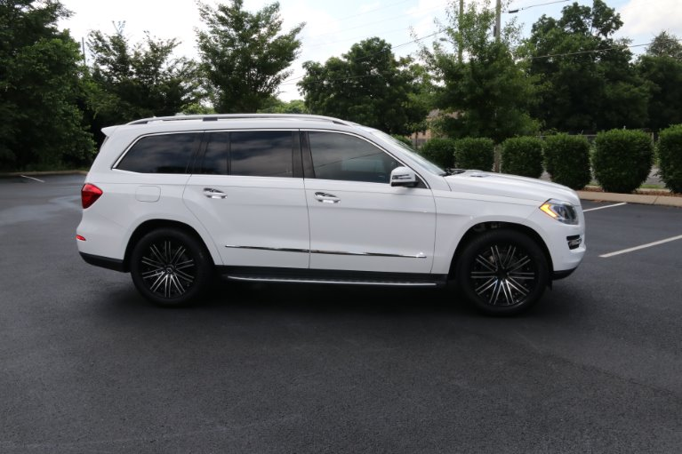Used 2016 Mercedes-Benz GL-Class GL 450 4MATIC for sale Sold at Auto Collection in Murfreesboro TN 37130 8