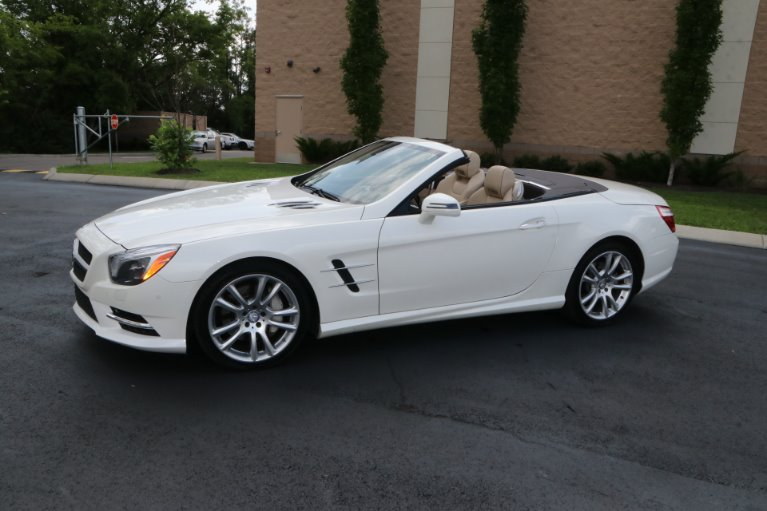 Used 2014 Mercedes-Benz SL-Class SL 550 for sale Sold at Auto Collection in Murfreesboro TN 37130 2