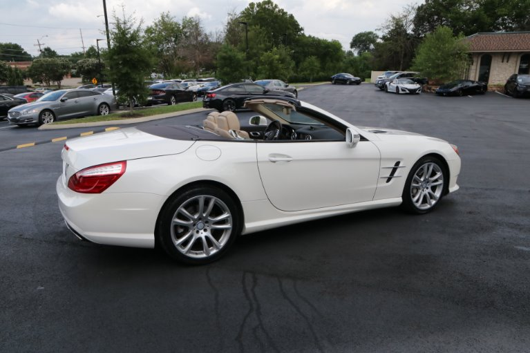 Used 2014 Mercedes-Benz SL-Class SL 550 for sale Sold at Auto Collection in Murfreesboro TN 37130 3