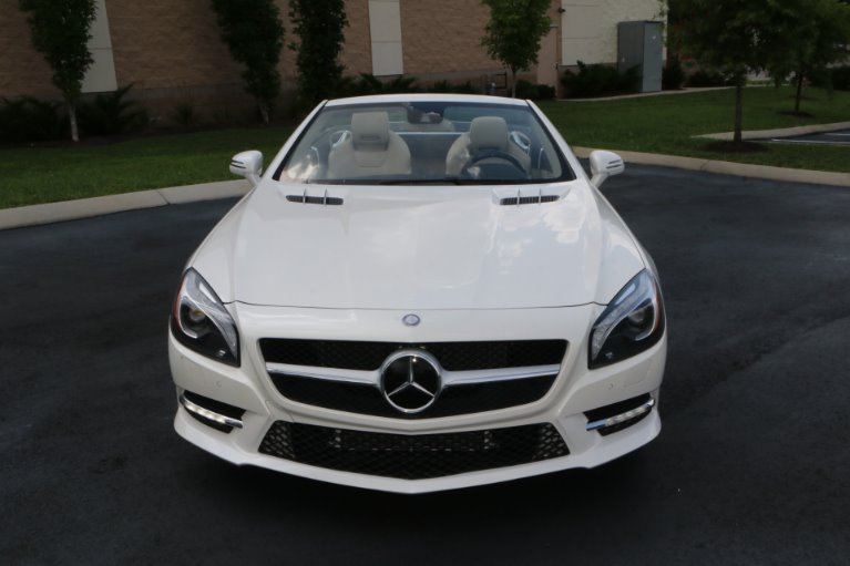 Used 2014 Mercedes-Benz SL-Class SL 550 for sale Sold at Auto Collection in Murfreesboro TN 37130 5
