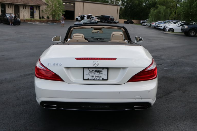 Used 2014 Mercedes-Benz SL-Class SL 550 for sale Sold at Auto Collection in Murfreesboro TN 37130 6
