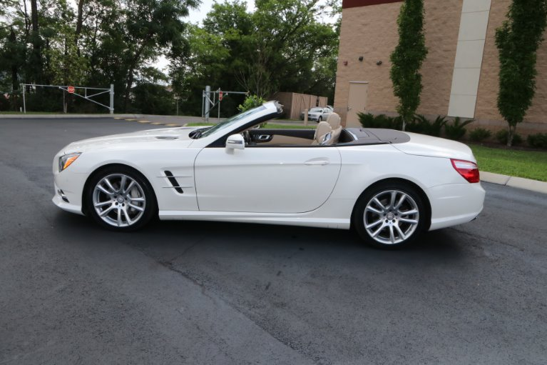 Used 2014 Mercedes-Benz SL-Class SL 550 for sale Sold at Auto Collection in Murfreesboro TN 37130 7