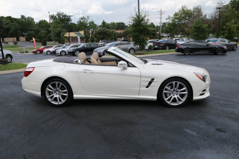 Used 2014 Mercedes-Benz SL-Class SL 550 for sale Sold at Auto Collection in Murfreesboro TN 37130 8
