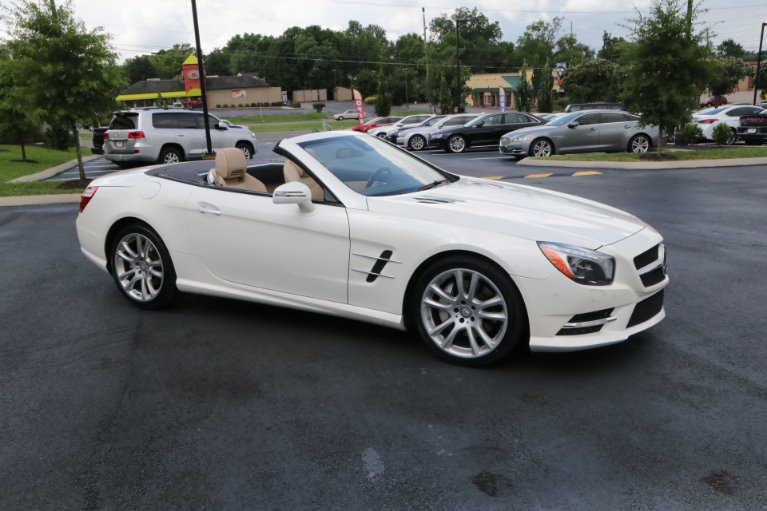 Used 2014 Mercedes-Benz SL-Class SL 550 for sale Sold at Auto Collection in Murfreesboro TN 37130 1