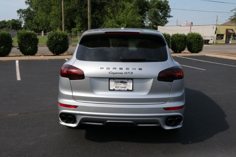 Used 2016 Porsche Cayenne GTS for sale Sold at Auto Collection in Murfreesboro TN 37130 6
