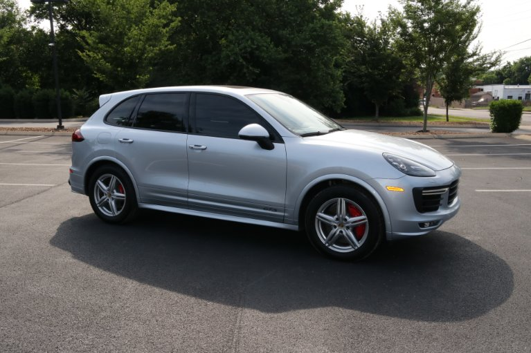 Used 2016 Porsche Cayenne GTS for sale Sold at Auto Collection in Murfreesboro TN 37130 1