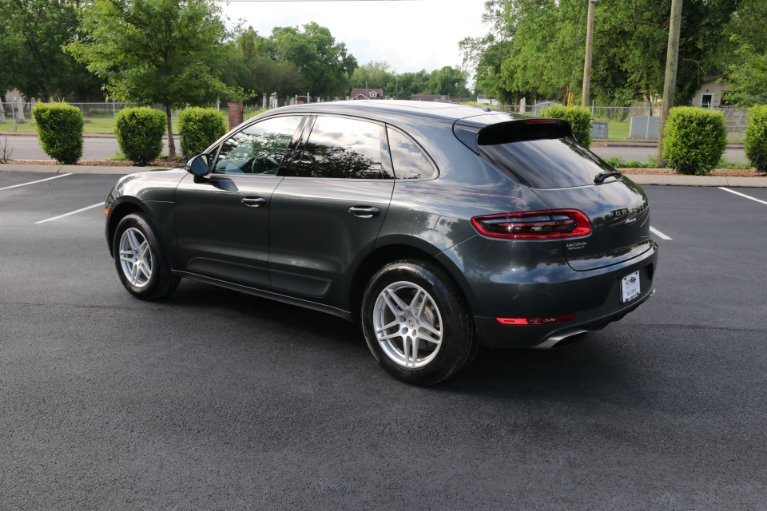 Used 2017 Porsche Macan for sale Sold at Auto Collection in Murfreesboro TN 37130 4
