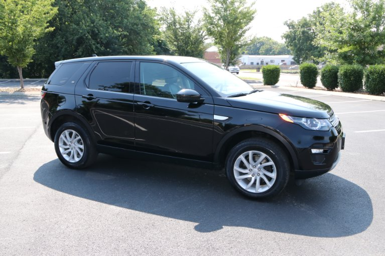 Used 2016 Land Rover Discovery Sport HSE for sale Sold at Auto Collection in Murfreesboro TN 37130 1