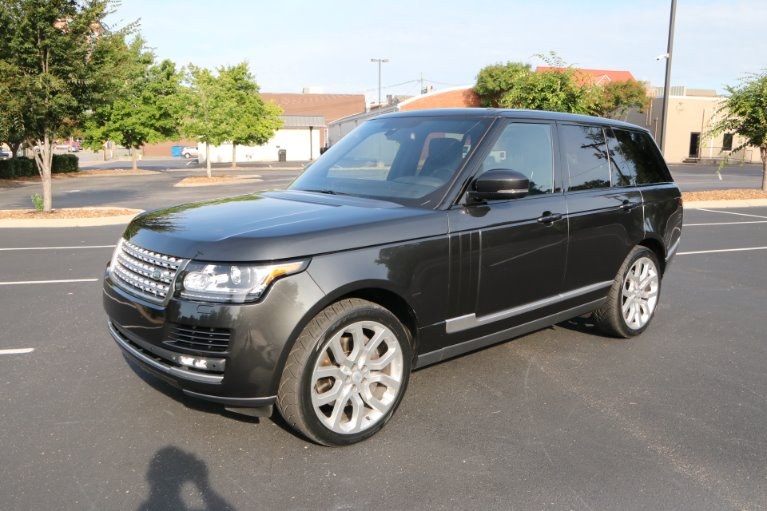 Used 2015 Land Rover Range Rover Supercharged for sale Sold at Auto Collection in Murfreesboro TN 37130 2