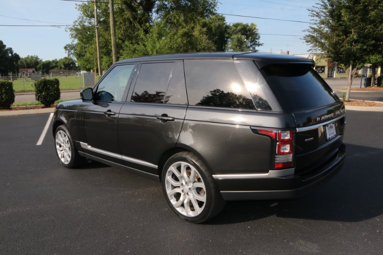 Used 2015 Land Rover Range Rover Supercharged for sale Sold at Auto Collection in Murfreesboro TN 37130 4