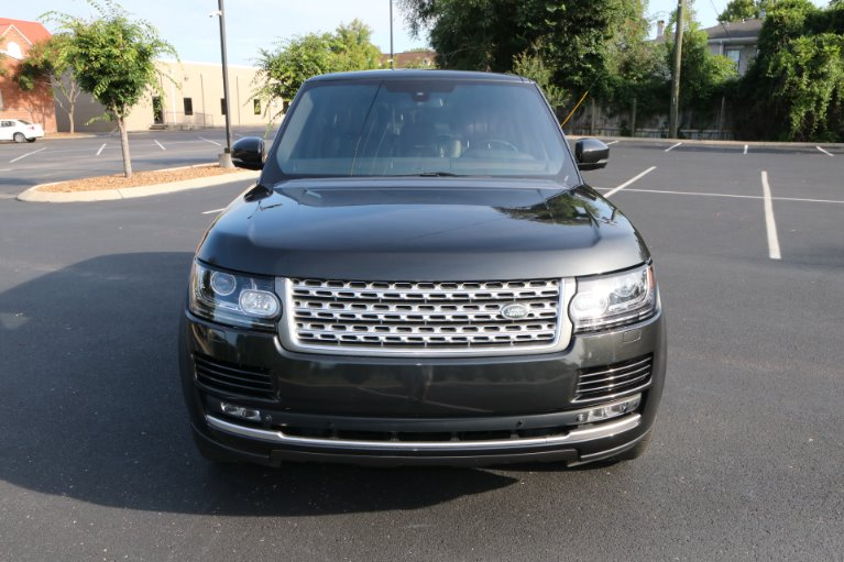 Used 2015 Land Rover Range Rover Supercharged for sale Sold at Auto Collection in Murfreesboro TN 37130 5