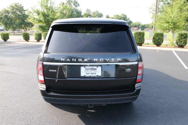Used 2015 Land Rover Range Rover Supercharged for sale Sold at Auto Collection in Murfreesboro TN 37130 6