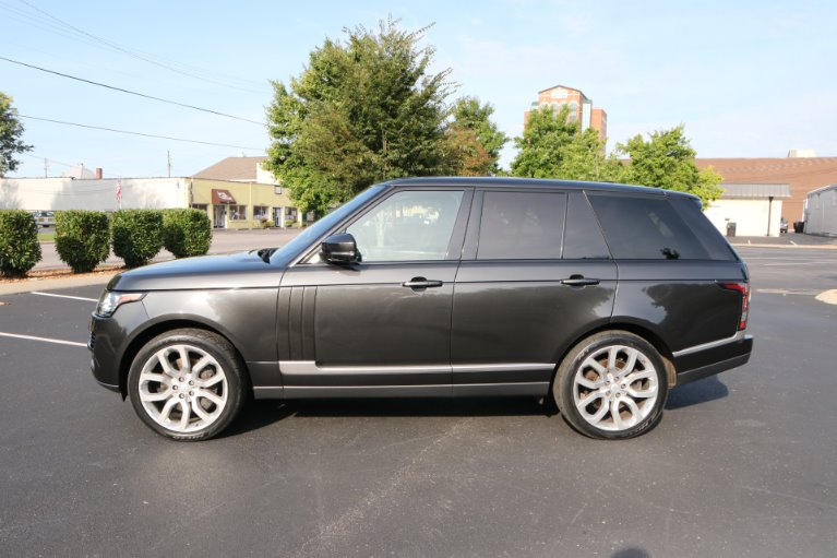 Used 2015 Land Rover Range Rover Supercharged for sale Sold at Auto Collection in Murfreesboro TN 37130 7