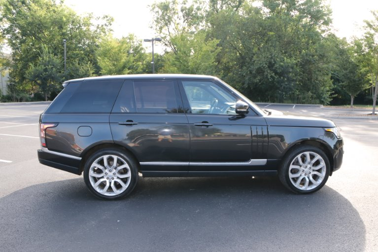 Used 2015 Land Rover Range Rover Supercharged for sale Sold at Auto Collection in Murfreesboro TN 37130 8