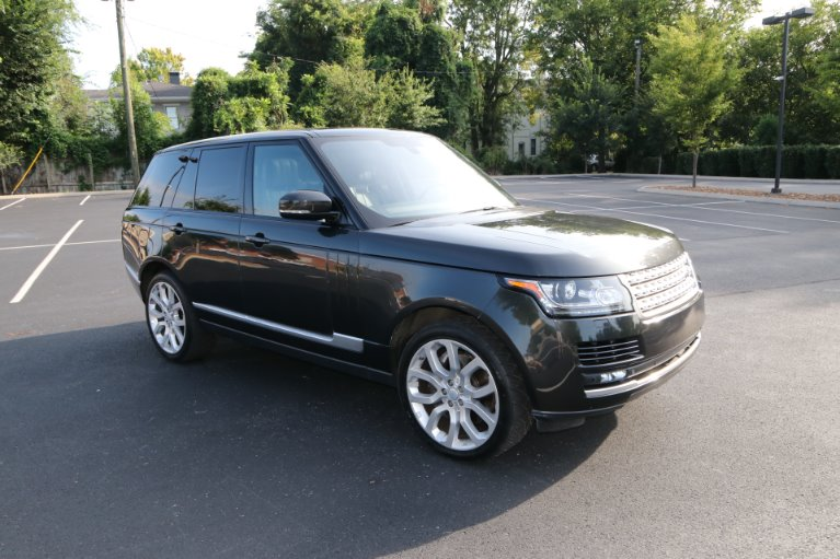 Used 2015 Land Rover Range Rover Supercharged for sale Sold at Auto Collection in Murfreesboro TN 37130 1