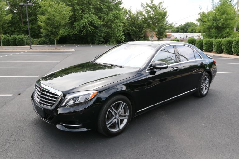 Used 2016 Mercedes-Benz S-Class S 550 4MATIC for sale Sold at Auto Collection in Murfreesboro TN 37130 2