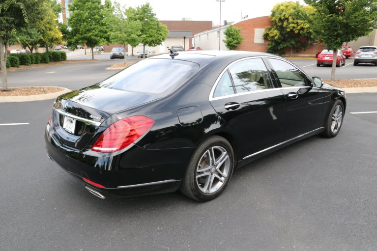 Used 2016 Mercedes-Benz S-Class S 550 4MATIC for sale Sold at Auto Collection in Murfreesboro TN 37130 3