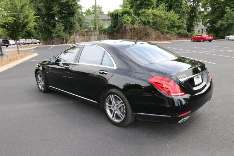 Used 2016 Mercedes-Benz S-Class S 550 4MATIC for sale Sold at Auto Collection in Murfreesboro TN 37130 4