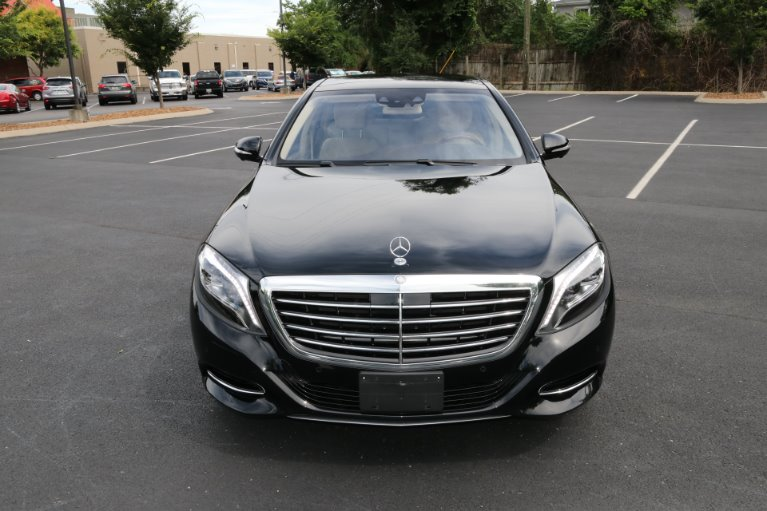 Used 2016 Mercedes-Benz S-Class S 550 4MATIC for sale Sold at Auto Collection in Murfreesboro TN 37130 5