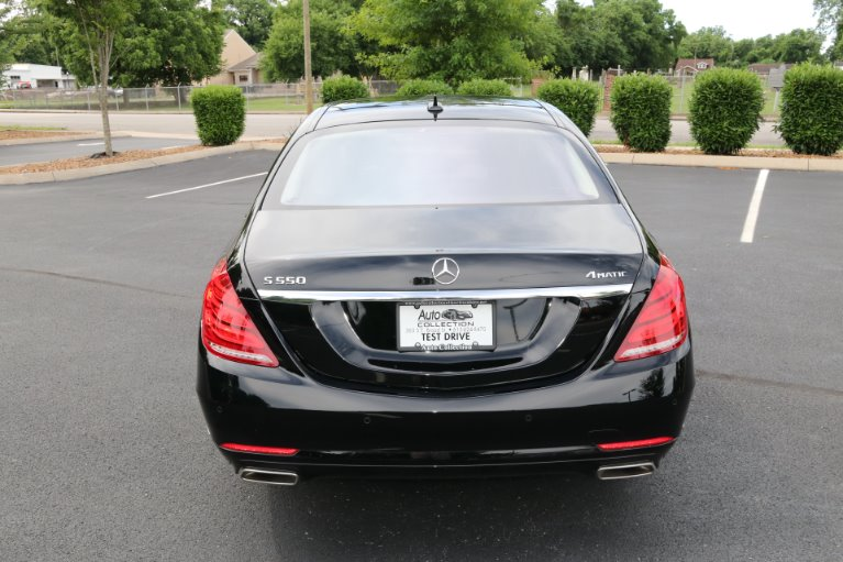 Used 2016 Mercedes-Benz S-Class S 550 4MATIC for sale Sold at Auto Collection in Murfreesboro TN 37130 6