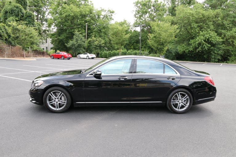 Used 2016 Mercedes-Benz S-Class S 550 4MATIC for sale Sold at Auto Collection in Murfreesboro TN 37130 7