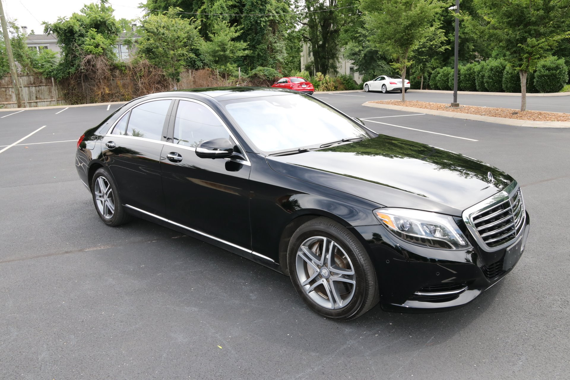 Used 2016 Mercedes-Benz S-Class S 550 4MATIC for sale Sold at Auto Collection in Murfreesboro TN 37130 1