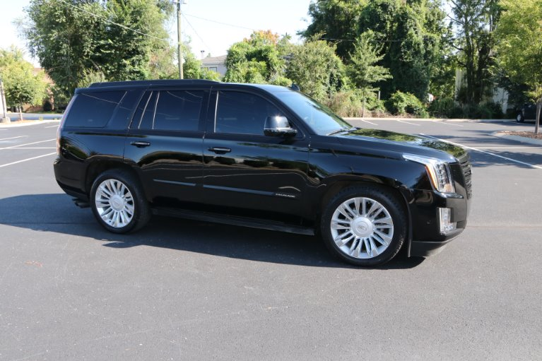 Used 2017 Cadillac Escalade Platinum for sale Sold at Auto Collection in Murfreesboro TN 37130 1