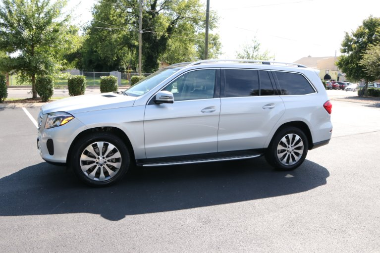 Used 2017 Mercedes-Benz GLS GLS 450 for sale Sold at Auto Collection in Murfreesboro TN 37130 2