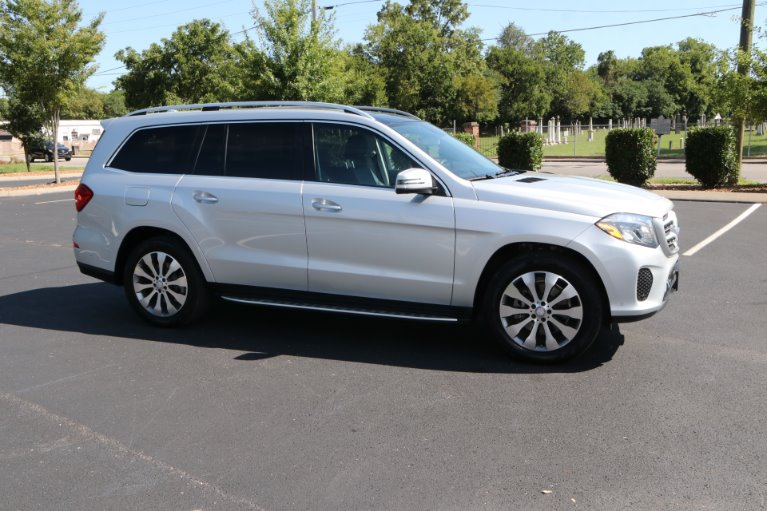 Used 2017 Mercedes-Benz GLS GLS 450 for sale Sold at Auto Collection in Murfreesboro TN 37130 1