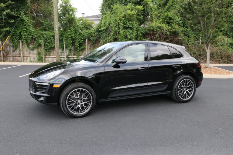 Used 2018 Porsche Macan for sale Sold at Auto Collection in Murfreesboro TN 37130 2