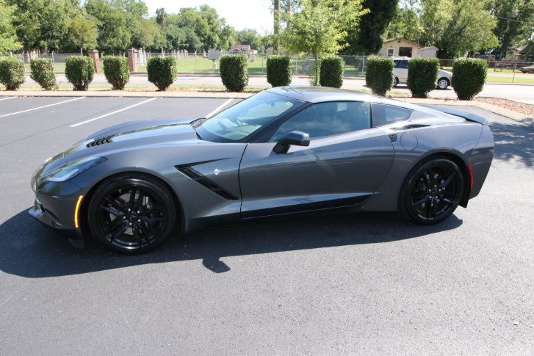 Used 2014 Chevrolet Corvette Stingray Z51 for sale Sold at Auto Collection in Murfreesboro TN 37130 2