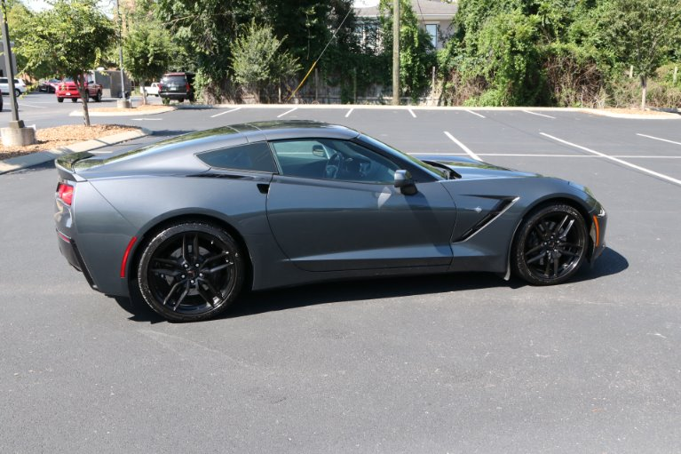 Used 2014 Chevrolet Corvette Stingray Z51 for sale Sold at Auto Collection in Murfreesboro TN 37130 3