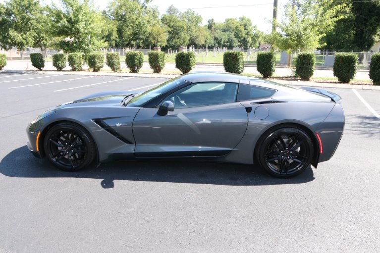 Used 2014 Chevrolet Corvette Stingray Z51 for sale Sold at Auto Collection in Murfreesboro TN 37130 7