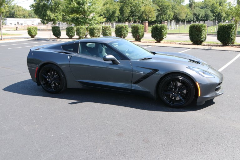 Used 2014 Chevrolet Corvette Stingray Z51 for sale Sold at Auto Collection in Murfreesboro TN 37130 1