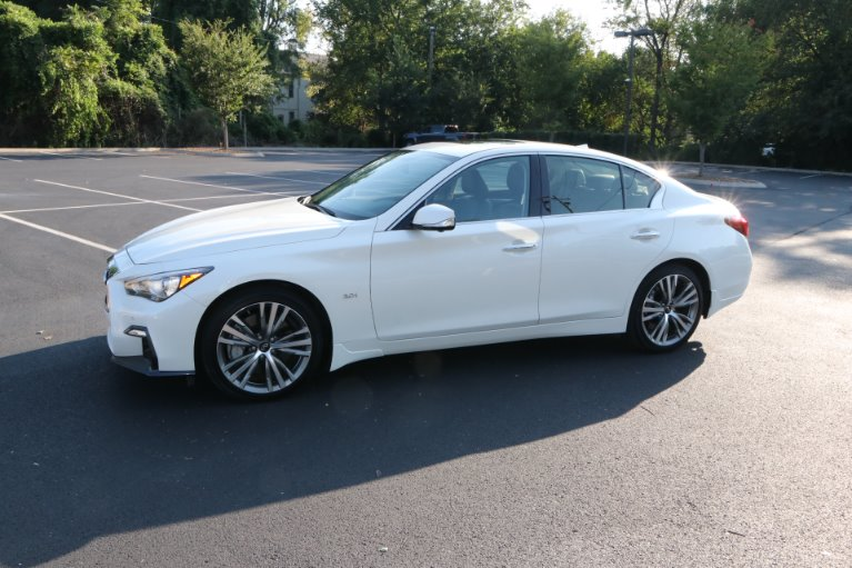 Used 2019 INFINITI Q50 3.0T Sport for sale Sold at Auto Collection in Murfreesboro TN 37130 2