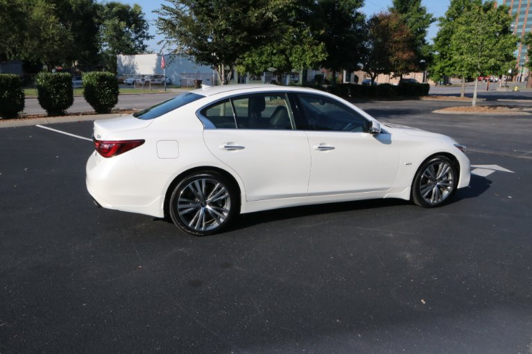 Used 2019 INFINITI Q50 3.0T Sport for sale Sold at Auto Collection in Murfreesboro TN 37130 3
