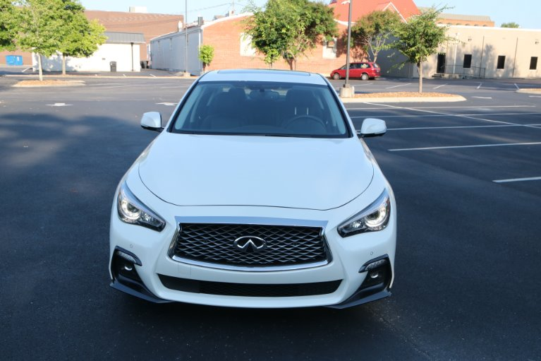 Used 2019 INFINITI Q50 3.0T Sport for sale Sold at Auto Collection in Murfreesboro TN 37130 5