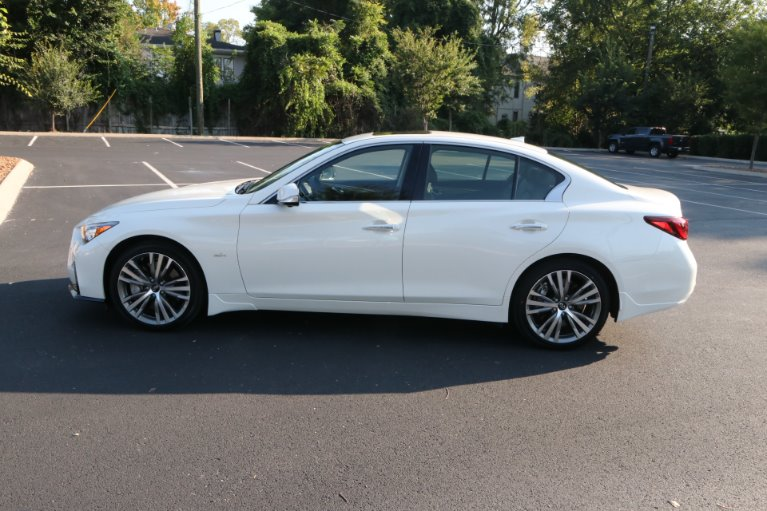 Used 2019 INFINITI Q50 3.0T Sport for sale Sold at Auto Collection in Murfreesboro TN 37130 7